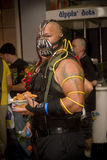 Bane at Baltimore Comicon Convention Stock Images
