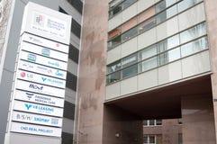 Baneasa business center Stock Photos