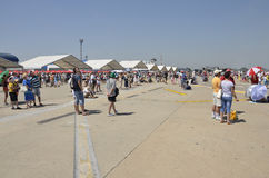 Baneasa luchthaven Stock Fotografie