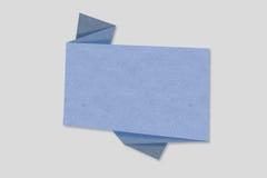 Baner eller etikett, pappers- design för rengöringsduken, klistermärkear, etiketter Royaltyfria Foton