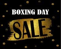 Baner för försäljning för boxningdag vektor illustrationer