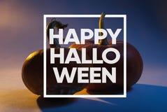 Baner för Halloween Arkivfoto