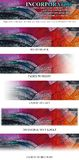 baner inkorporerad logomasthead Royaltyfria Foton