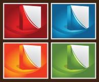 baneraskprodukt Royaltyfri Fotografi