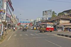 Banerji-Straße Stockbild