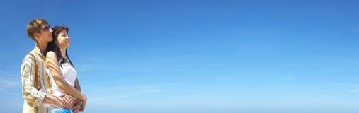 banerpar arkivfoto