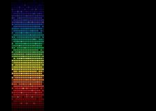 banerregnbågespectrum Royaltyfri Bild