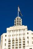 Banespa大厦 免版税库存图片