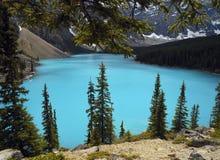 Banff国家公园-加拿大 免版税库存图片