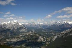 Banff Imagen de archivo libre de regalías