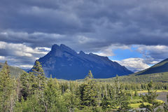 Banff Στοκ Φωτογραφίες