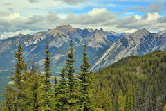 Banff Στοκ Φωτογραφία