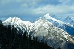 Banff, AB, Canadá Foto de Stock Royalty Free