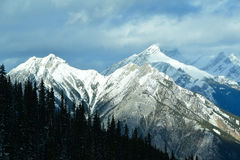Banff, ab, Canada Royalty-vrije Stock Foto