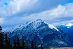 Banff, AB, Kanada Zdjęcie Stock