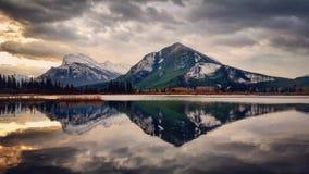 Banff, Alberta Image libre de droits