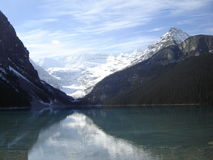 Banff, Alberta Canada. This photograph was taken in Banff, Alberta Canada in October 2005 royalty free stock photography