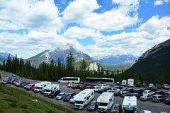 Banff Alberta, Canada Immagine Stock