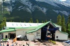Banff Alberta, Canada Fotografie Stock
