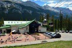 Banff Alberta, Canada Immagini Stock Libere da Diritti