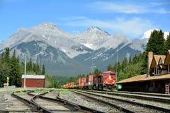 Banff,alberta,Canada Stock Photos