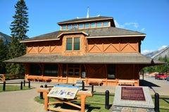 Banff Alberta,Canada Royalty Free Stock Photography