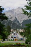 Banff,Alberta ,Canada Stock Images