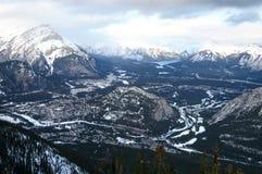 Banff Royalty Free Stock Photography