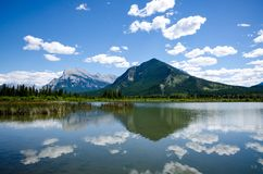 Banff, Canada Royalty Free Stock Images