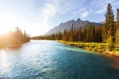 Banff Stock Image