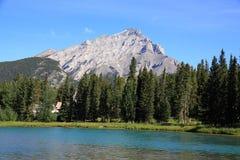 Banff - Flussbogen Lizenzfreie Stockfotos
