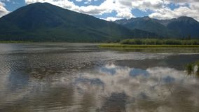 Banff góra Obrazy Royalty Free