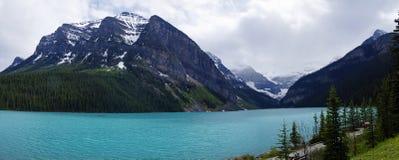 banff Lake Louise国家公园 库存照片