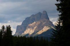 Banff nationaal park Stock Afbeeldingen
