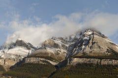Banff Nationaal Park stock afbeelding