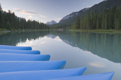 Banff National Park Royalty Free Stock Photography