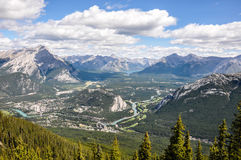 Banff National Park, Alberta, Canada Stock Images