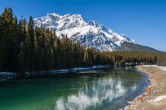 Banff National Park Royalty Free Stock Images