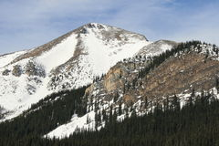 Banff National park, canada. Banff national park, winter, canada Stock Photos