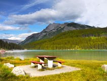 Banff National Park, Canadian Rockies Royalty Free Stock Image