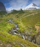 Banff National Park landscape Stock Image