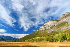 Banff National Park Scenery Royalty Free Stock Photo