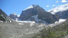 Banff nationalpark, Alberta Canada Arkivfoton