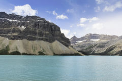 Banff nationalpark, Kanada Arkivbild