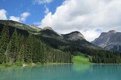 Banff-Naturlandschaft stockbilder