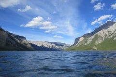 Banff-Naturlandschaft stockfotografie