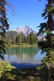 Banff - proue de fleuve Photos libres de droits