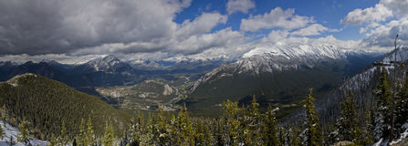 Banff and the Rockies Stock Images