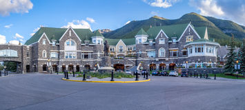 Banff Springs Hotel conference centre Stock Photography