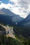 Banff view Stock Photos